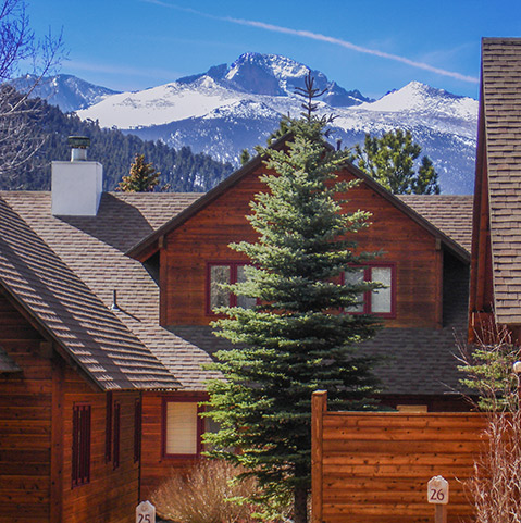 cabinsandrates cabins in cottages html pine park csc estes shady cabin cliffside colorado