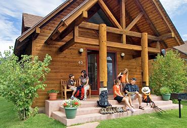 rams horn village resort luxury cabins in estes park