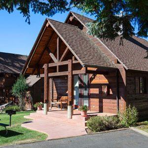 Rams Horn Cabin