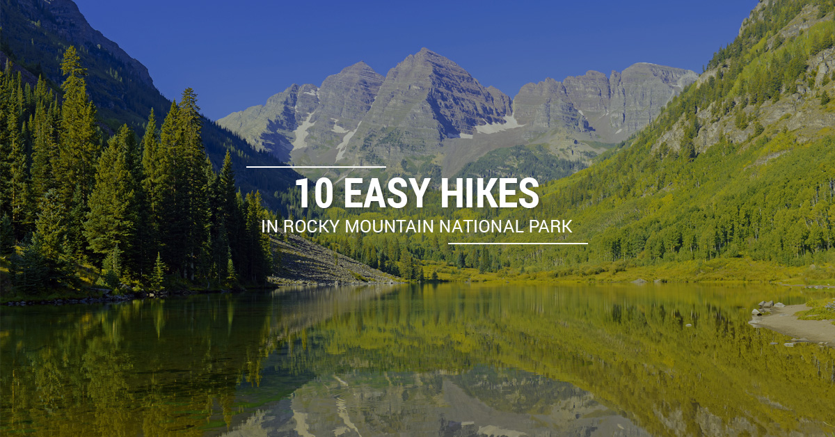 10 easy hikes in rocky mountain national park rams horn village