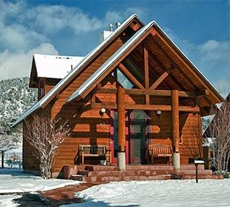 Rams Horn cabin 40
