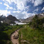 Hiking Trail in RMNP