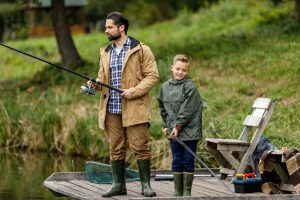 fishing in estes park rams horn village resort