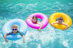 kids swimming estes park rams horn village resort